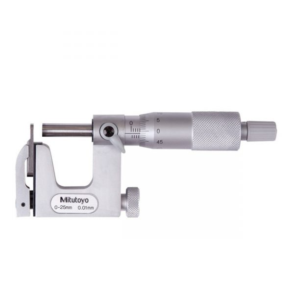 Mitutoyo - 117-101 - Uni-Mike Interchangeable Anvil Micrometer