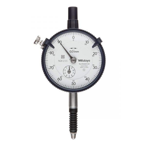 Mitutoyo - 2046SB - 0.01 mm Graduation Dial indicator