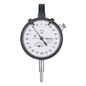 Mitutoyo - 2110S-10 - Graduation Dial indicator 1mm