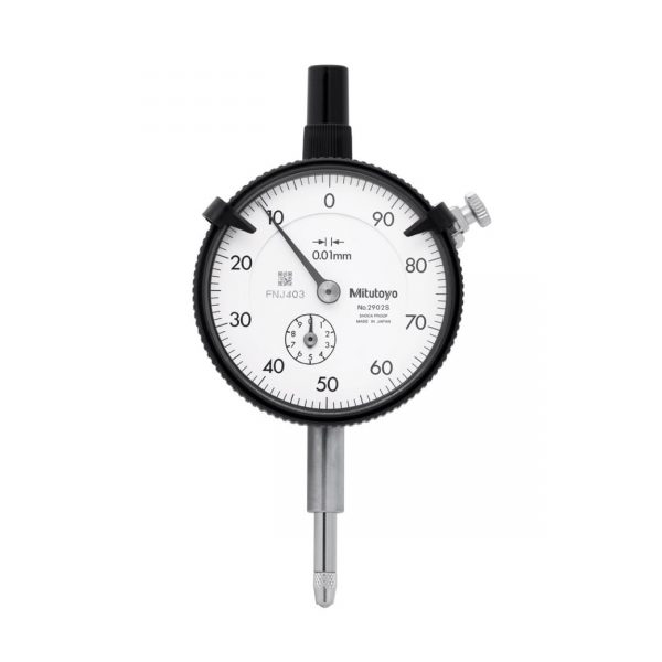 Mitutoyo - 2902S- Reverse Reading DTI Dial Indicator 10mm