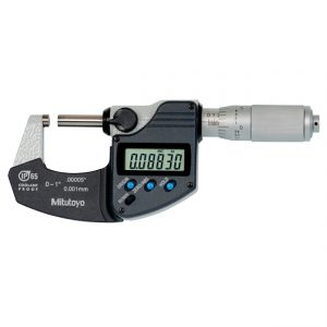 Mitutoyo 293-231-30 - Coolant Proof Micrometer 25-50mm