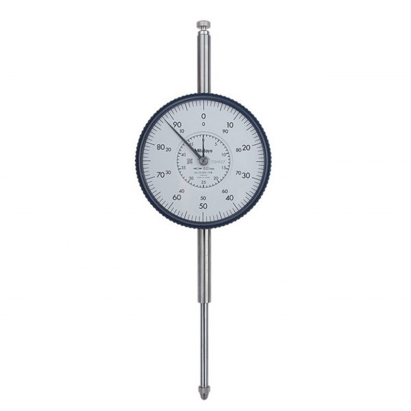 Mitutoyo - 3058S-B - Long stroke Large Dial Indicator 50mm
