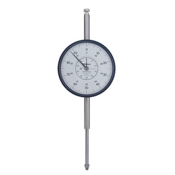 Mitutoyo - 3058S-B - Long stroke Large Dial Indicator 50mm
