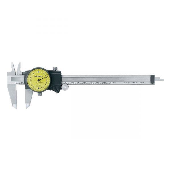 Mitutoyo - 505-671 Dial Caliper 0-150mm