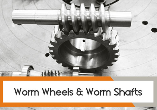 Worm wheel and worm shaft manufacturers South Africa
